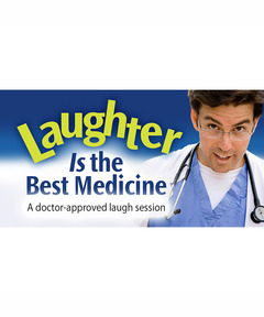 Lifetree Cafe - Laughter Is the Best Medicine: A Doctor-Approved Laugh Session