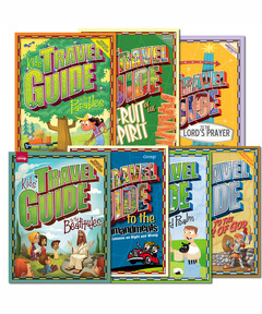 Kids' Travel Guide Set
