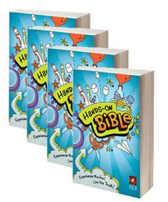 Hands-On Bible® (Hardcover) Set of 4