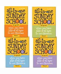 All-in-One Sunday School Series Set