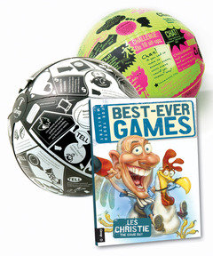 Ball and Game Bundle