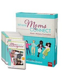 Where Moms Connect: A Year of Encouragement Bundle