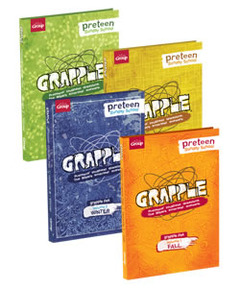 Grapple Pak Set Volumes 1 - 4