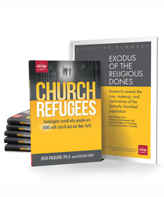 Church Refugees Leadership Bundle