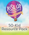 Rise Up Value Pack - 50 Kids