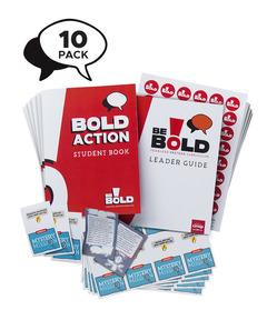 BE BOLD Value Set 10-Pack - Summer