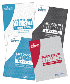 Safe and Secure Church Book Set