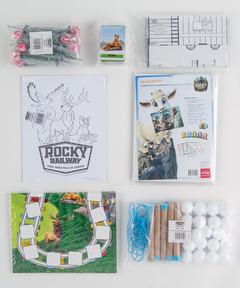Stay-On-Track Preschool Supply Pack