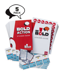 Be Bold Value Set 5-Pack—Quarter 1