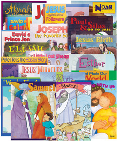 Bible Big Books™ Set